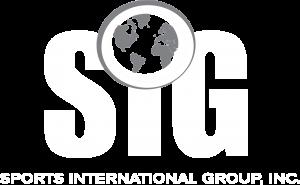 SIG logo white